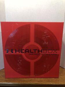 Under Armour Unisex Black Health Box Black