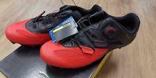 Mavic Crossmax Elite Red Black MTB mountain bike cycling shoes US 11.5 EU 46