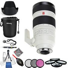 Sony FE 100-400mm f/4.5-5.6 GM OSS Lens - Pro Bundle AUTHORIZED DEALER
