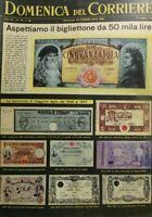 DOMENICA DEL CORRIERE N.19 1965