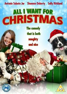 All I Want For Christmas  (DVD) (NEW AND SEALED) (REGION 2)