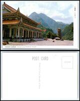 TAIWAN / CHINA Postcard - Taroko Gorge, Chang Kuang Buddhist Temple FK