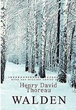 Walden by Thoreau, Henry David 9781452854328 -Paperback