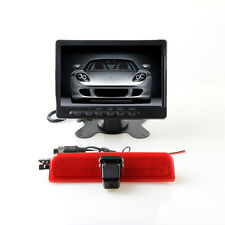 """For Mercedes Sprinter// VW Crafter 07-15 Brake Light Camera with 4.3/""""LCD Monitor"""