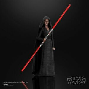 6 Inch Dark Side Vision Rey Sith Lord Figure Series Star Wars Black Series LOOSE