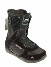K2 SCENE Snowboard Boot Boots Stiefel black (39/ US-8/ UK-5.5/ 25cm)