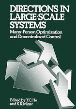 Directions in Large-Scale Systems: Many-Person Optimization and-ExLibrary