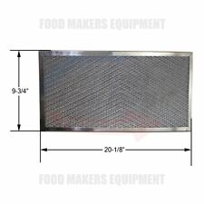 Revent 7100 Series Proofer Metal Filter. 41296201
