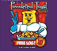31efc089 Ren and Stimpy Retro Powdered Toast Crunch Ad Satire Teefury Men Shirt NEW