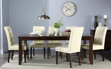 Unbranded Traditional Table & Chair Sets with Extending
