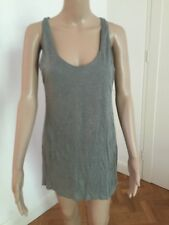 MAJESTIC FILATURES, Paris LINEN with Silk Lining Tunic Size 2 Worn Once Like New