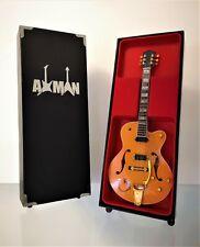 Eddie Cochran - Gretsch G6120 Signature Hollow Body - Miniature Guitar Replica