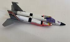 1992 HASBRO Transformers Starscream Decepticon Jet
