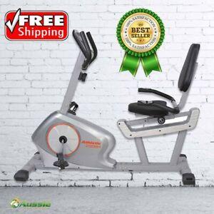 Athletic 290BH Recumbent Magnetic Exercise Bike 5kg Flywheel
