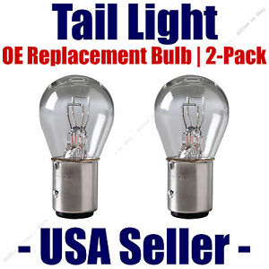 Tail Light Bulb 2pk - OE Replacement Fits Listed MG Vehicles - 1016