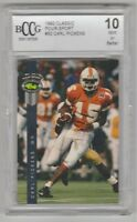 1992 CLASSIC FOUR-SPORT #82 CARL PICKENS BECKETT GRADED 10