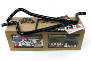 HPS Heater Hose Black Jeep 1997-2001 Wrangler TJ 4.0L Left Hand Drive