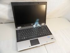 Hp Elitebook 8440p Parts Laptop i5 2.4Ghz No HD Posted To Bios 594028-001