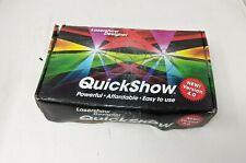 Pangolin Quickshow Lasershow Designer Version 4.0