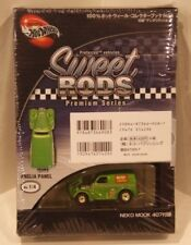 2002 Hot Wheels Sweet Rods Ford Anglia Panel Truck JAPAN Exclusive Green Redline