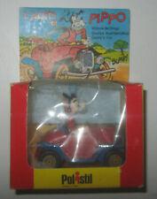 Macchina Pippo Polistil Walt Disney w 5 con box Modellino in scatola vintage