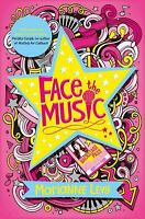 Face The Music (Accidental Superstar 2) by Marianne Levy (author)-ExLibrary