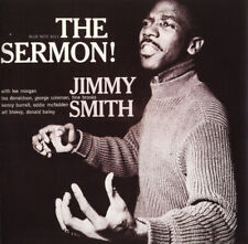 Jimmy Smith ‎– The Sermon! Art Blakey Donald Bailey George Coleman Lou Donaldson