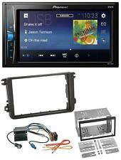 Pioneer 2DIN MP3 USB AUX Autoradio für VW Passat 05-14 Polo 09-14 Scirocco