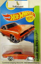 Hot Wheels Muscle Mania