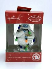 NEW Hallmark Rudolph Bumble Yeti Wrapped In Lights Xmas Holiday Ornament
