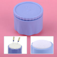 Dental Oral Care Autoclavable Endo Stand Clean Foam Sponges File Holder