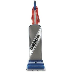 Upright Vacuum Cleaner Commercial Lightweight Bagged Multi Floor Suction Tool