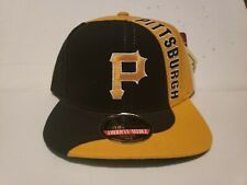 American Needle Pittsburgh Pirate's Snapback Adjustable Cap Hat