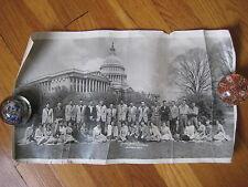 vintage 1953 Pine Bush High School NY PHOTO crawford orange ulster SIGNED hs