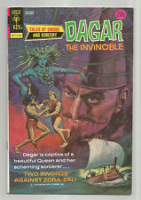 DAGAR THE INVINCIBLE # 7 * GOLD KEY & NICE COPY * 1974