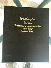 Dansco Washington Statehood Quarter Album inc.Proof 1999-2003 No.8143 w/Slipcase
