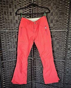 Burton Union Women's XS DryRide Snowboard Ski Pants Insulated Waterproof