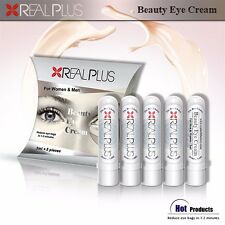 5x3ml X REAL PLUS Eye Anti Wrinkle Filler Cream Collagen Removes Baggy Eyes 6