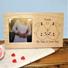 Wooden Anniversary Rectangle Photo & Picture Frames