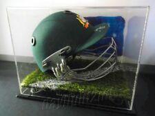 ✺Signed✺ MARK WAUGH Replica Cricket Helmet PROOF COA Australia 2018 Shirt