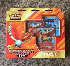 Pokemon TCG Legendary Battle Deck Ho-oh Suicune Authentic Brand  New SEALED