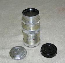 JUPITER 11 4.0/135 Vintage Rare  Russian USSR Rangefinder lens M39 Fed Leica