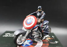 HASBRO MARVEL CAPTAIN AMERICA ACTION FIGURES MOTORCYCLE MOTORBIKE KIDS CHILD TOY