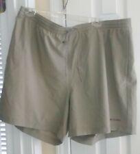 Men's Columbia Beige Shorts Size: XXL