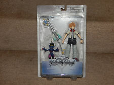 New Disney Kingdom Hearts 2-pack Action Figure Set Roxas & Solider Free Shipping