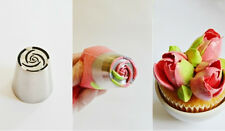 Russian Icing Piping Nozzles Decorating tip / Spring tulip/ #15 / made in Russia