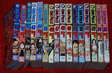 ONE PIECE Manga Series 40,41,42,43,44,45,46,47,48,49,50,51,52,53,54,55 English