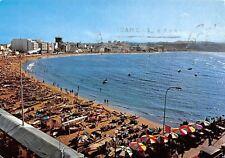 Spain Las Palmas de Gran Canaria Playa de las Canteras, Plage, beach strand
