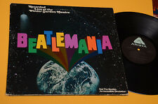 LENNON MC CARTNEY 2LP BEATLEMANIA LIVE WINTER GARDEN THEATRE ORIG USA 1978 EX
