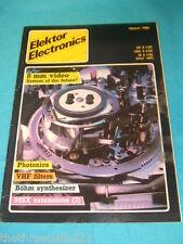 ELEKTOR - 8MM VIDEO - MARCH 1986 # 131